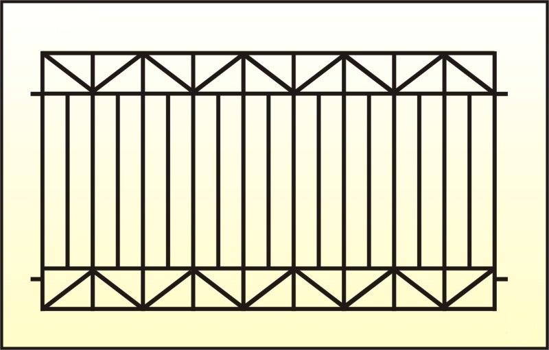 Как сделать забор своими рука из металла 116